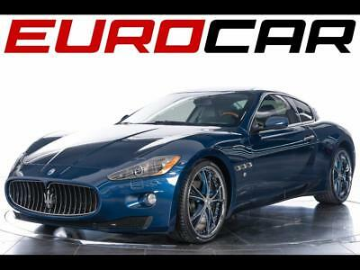 2009 Maserati Other Base Coupe 2-Door 2009 Maserati GranTurismo - Gorgeous Blue Exterior Protected with a Clear Bra