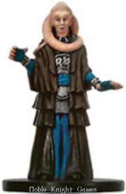 WOTC Star Wars Minis Bounty Hunter Bib Fortuna NM