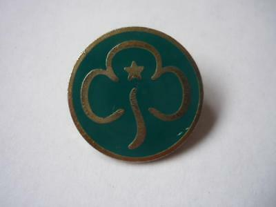 Girl Guides Rainbow Promise Badge