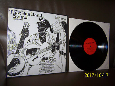 LP More Of That Jug Band Sound 1927-1939
