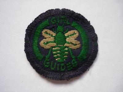 Girl Guides  Proficiency Badge  Thrift Large Bound
