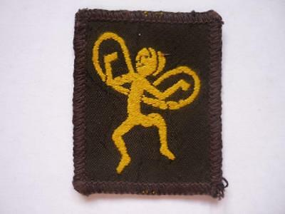 Vintage Girl Guides  Brownie Six Badge  Fairy
