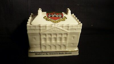 Arcadian China Queen's Dolls House - Windsor - Bee Wembley 1924
