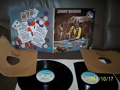 Jimmy Rogers 2 LP Jimmy Rogers - Chicago Golden Years 12