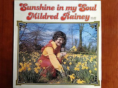 Sunshine In My Soul ~ Mildred Rainey ~ WTL ~ Vintage Vinyl ~ Free Postage