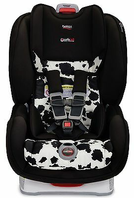 Britax Marathon Clicktight Convertible Car Seat Child Safety 2017 Cowmooflage