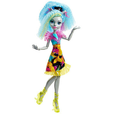 Monster High Monstrous Hair Ghouls Doll Electrified Timberwolf