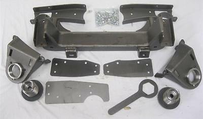 1947 - 1954 Chevy Truck Mustang 2 Front End Suspension Crossmember Kit BOLT ON