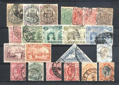 (943827) Small lot, Classical, South Africa / Rhodesia