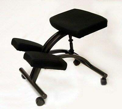 NEW Jobri Ergonomic Seating Better Posture Standard Kneeling Chair