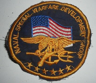 PATCH - US NAVY SEALS - Special Warfare Group - SPECWARGRU - Vietnam War - 311