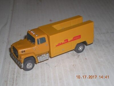 HO scale Assembled Resin Ford LN 9000 Utility Body