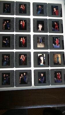 Lucy Lawless  Vintage Lot Of 35Mm Slide Transparency Photo #1