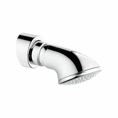 Grohe Relexa 100 Trio Shower Head 3 Spray Patterns