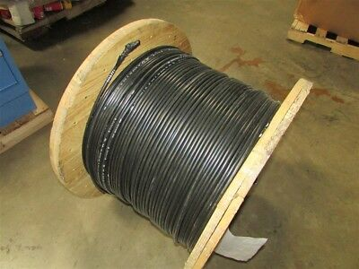 3000' Spool of Superior Essex Sealpic FSF 6 x 24AWG Direct Burial Wire Cable