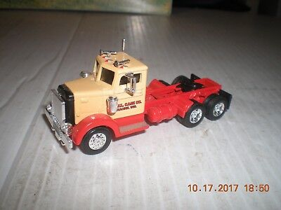Ertl HO scale 1948 Peterbilt, J.I. Case