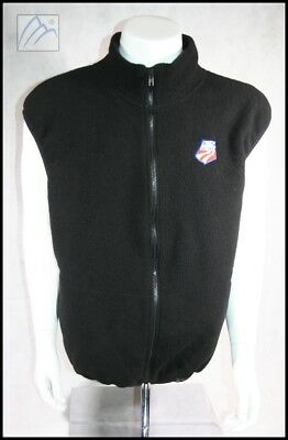Bula Insulated Us Ski Team Fleece Vest Mens Xl