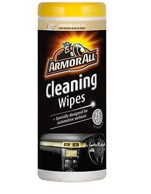 Armor All Cleaning Wipes 25pk 10863/4