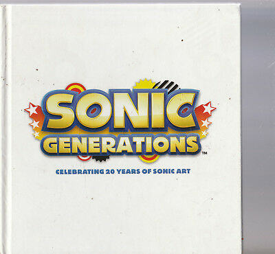 Sonic Generations H/C - Celebrating 20 Years Of Sonic Art - Sonic The Hedgehog