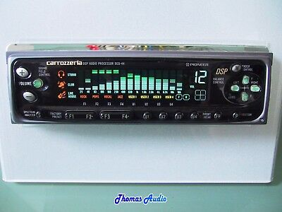 From Japan: Pioneer DSP Equalizer DEQ-44  (DEQ-7200) EQ Perfect condition