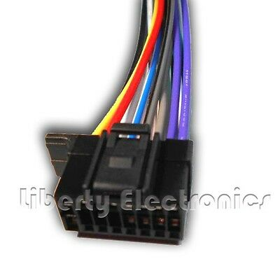 NEW 16 PIN WIRE HARNESS for SONY MEX N5100BT wire harness for sony mexn5100bt mex n5100bt *pays today ships Wire Harness Assembly at reclaimingppi.co