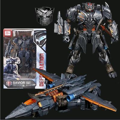 Transformers 5 The Last Knight Megatron Action Figures Premier Edition Toy Gift