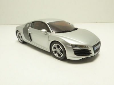 1:43 Kyosho dNANO Audi R8 Coupe silver