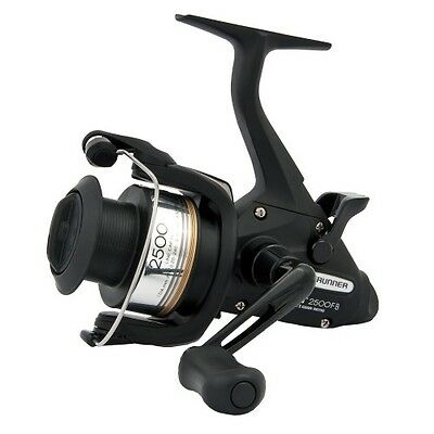 NEW Shimano Baitrunner ST 2500 FB Fishing Reel - BTRST2500FB
