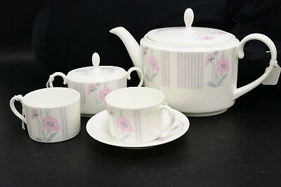 "Part Of Coalport ""candy""  Bone China Tea Service  (Ms25)"