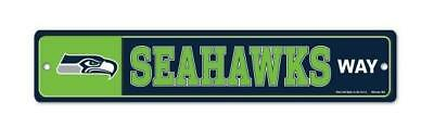 Seattle Seahawks License Weg Way Schild 48 cm !,NFL Football,Neu