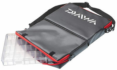 Daiwa Tackle Box Carrier Angeltasche Carryall Anglertasche Tasche 15809-150