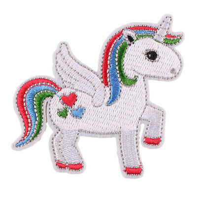 """My little pony Unicorn Iron/Sew ON Embroidered Patch 2.5""""X 2.5"""" Free shipping"""