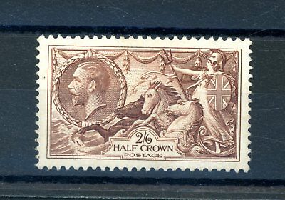 Great Britain 1934  2s 6d  Seahorse  (SG 450)  unmounted MINT  (O1304)