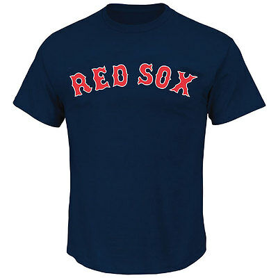Boston Red Sox Youth Officially Licenced MLB Logo T-shirt
