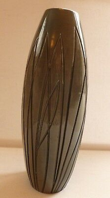 Upsala Ekeby decorative Swedish art pottery vase
