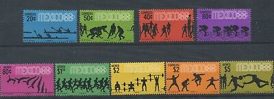 OD 4999. Mexico. Sport. Olympic Games. Mexico. MNH.