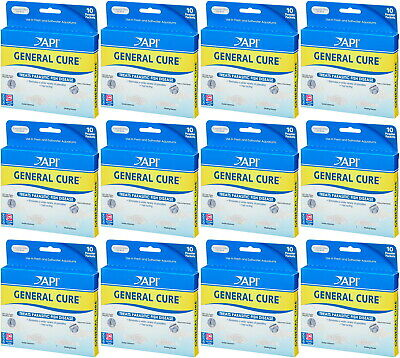 API General Cure Powder Packets, 120ct (12 x 10ct)