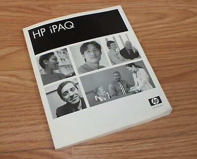 Genuine HP (398887-B31) iPAQ Information Guide First Edition 2005 Only *READ*
