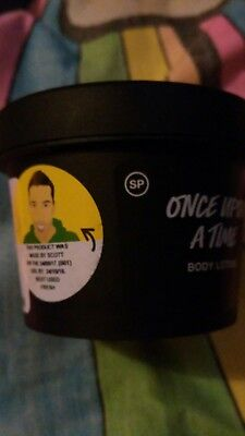 Lush Once Upon A Time Body Lotion 100g New