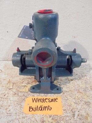 "Weil  - Aurora Turbine Pump, E4, Left Hand Rotation, 1-1/4"" Ports, 6 Gpm @ 92 Ft"