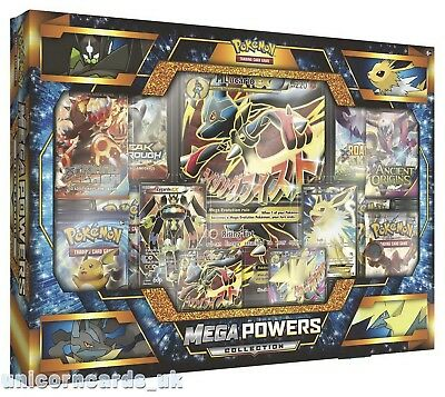 Pokemon TCG: Mega Powers Collection: Lucario EX + Manectric EX :: New Sealed Box