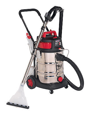 Sealey VMA915 Wet Dry Vacuum Vac Cleaner Valet Valeting Machine Carpet Washer