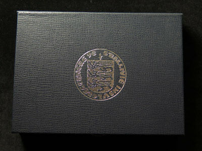 Guernsey Proof Coin Set 1986