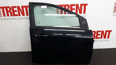 2008 FORD FOCUS 5 Door Estate Black O/S Drivers Right Front Door (Tag 457773)
