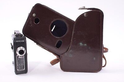 Kodak Cine Eight Model 25 Movie Camera w/ Original Case