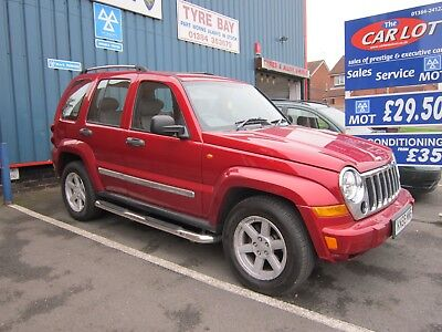 Jeep Cherokee Limited 2.8Crd Automatic