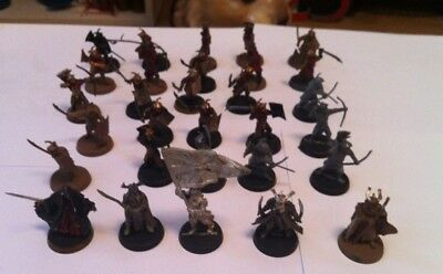 Lord of the Rings Warhammer Easterling Command Amdur Lord of Blades Khamul Job