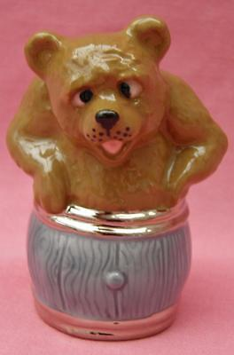Wade Tubby The Bear Boxed International Wade Collectors Club