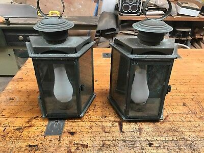 Vintage Reproduction Copper Wall/Porch Lights