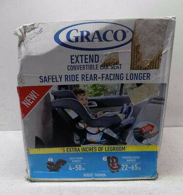 Graco Extend 2 Fit Convertible Car Seat